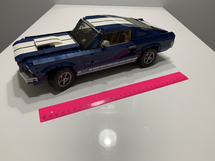 Ford Mustang Lego LEGO, Ford Mustang, Длиннопост, Модели