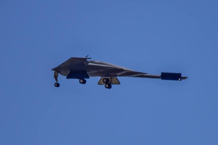 Условно невидимый дух Авиация, Длиннопост, Northrop B-2 Spirit, Самолет