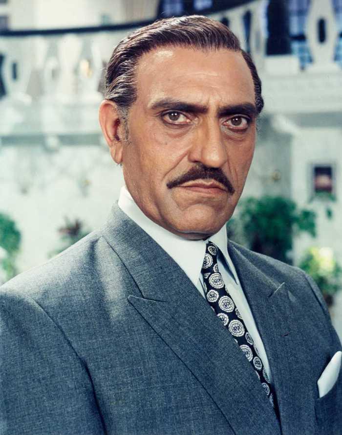 Амриш Пури - один из самых известных актёров индийского кино в амплуа злодеев Амриш Пури, Болливуд, Актеры, Биография, Митхун, Амитабх Баччан, Индия, Фильмы, Видео, Длиннопост