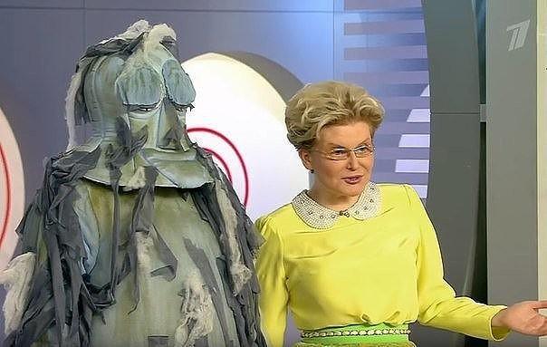 Скажите спасибо Елене Малышевой, иначе вы бы никогда не узнали как выглядит триппер