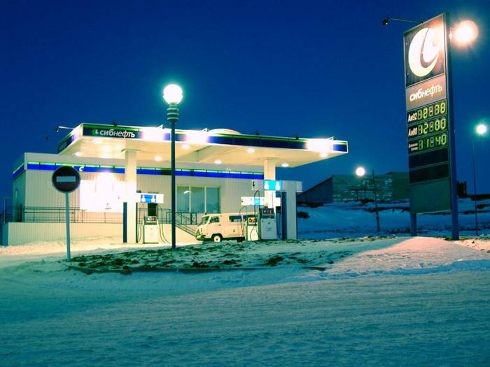 Цены на дизельное топливо и бензина в Чукотском АО Бензин, Цены, Север, Крайний север, Чукотка, Анадырь, Длиннопост
