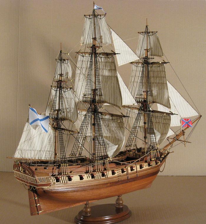Тот случай, когда сначала лучше прочитать инструкцию Корабль, Инструкция, Моделизм
