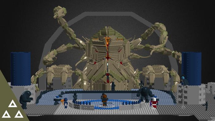 Лего Тысячеголосая Ривен (Riven of the thousand voices Destiny) LEGO, Destiny, Игры, Конструктор, Megabloks, Destiny 2, Длиннопост
