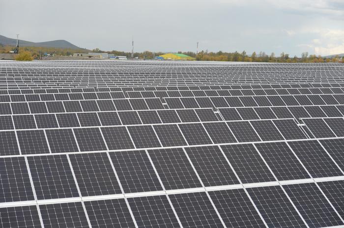 В Республике Алтай введены в эксплуатацию две солнечные электростанции общей мощностью 15МВт Горный Алтай, Сэс, Россия, Производство, Российское производство