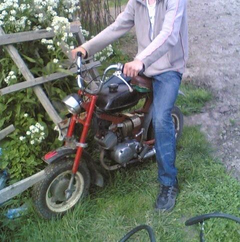 Мои мотоциклы. Мотоциклы, Мопед, Реальная история из жизни, Длиннопост