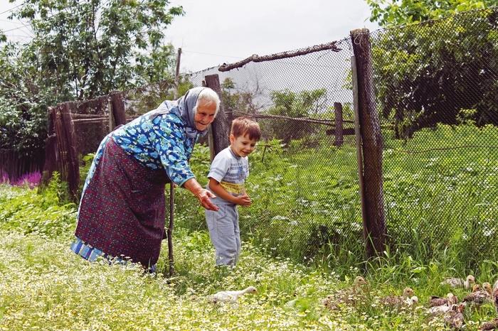 Ceйчac бы прoснуться утрoм в дepeвне у бaбушки... Ностальгия, Длиннопост, Детство, Деревня, Бабушка