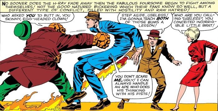 Погружаемся в комиксы: Fantastic Four #21-30 Супергерои, Marvel, Фантастическая четвёрка, Мстители, Люди Икс, Комиксы-Канон, Длиннопост