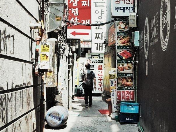 Винтажный Сеул Южная Корея, Сеул, Антиквариат, Винтаж, Путешествия, Длиннопост