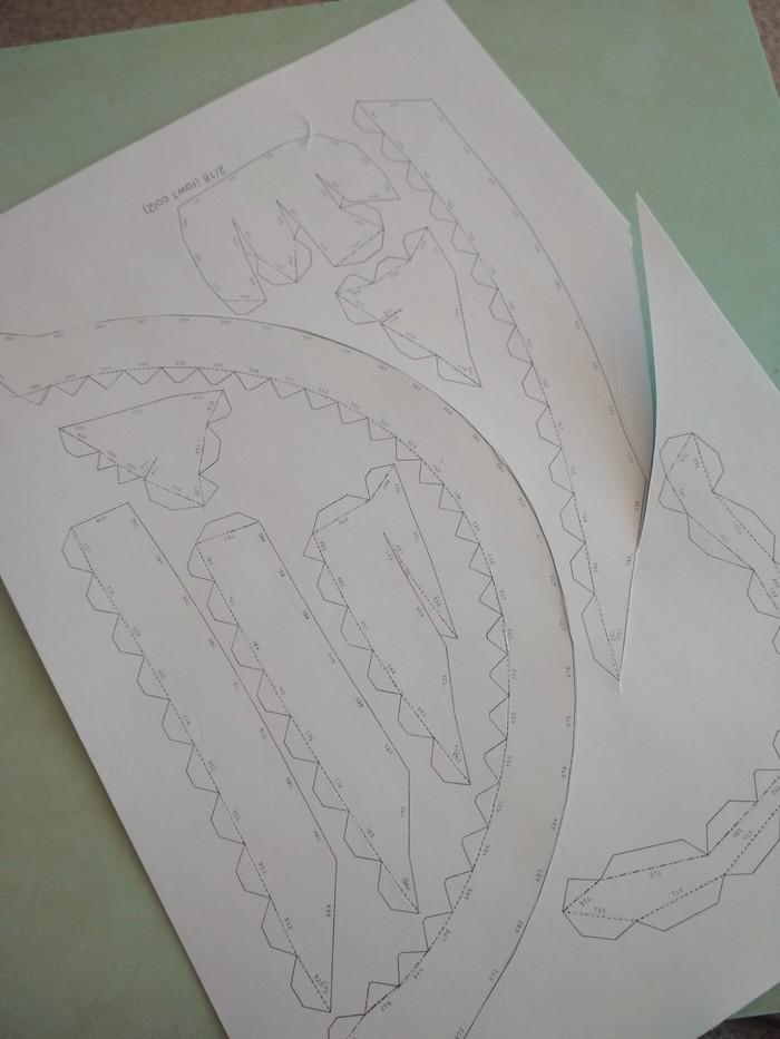 Как я делал маску лягушонка Пепе Мемы, Поделки, Маска, Papercraft, Длиннопост