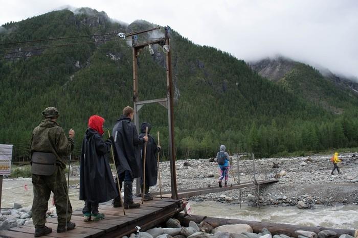Дождевик в горах Шумак, Путешествия, Дождевик, Снаряжение, Горный туризм, Горы, Дождь, Длиннопост