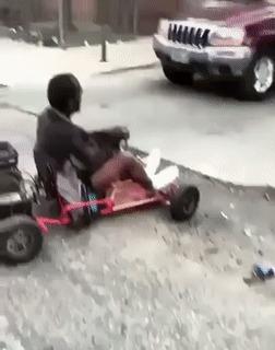 Когда нет компа, но хочется поиграть в Mario Kart