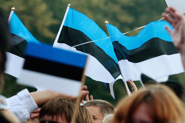 Россия вторглась в Эстонию Политика, Новости, Война, Россия, Эстония, Пропаганда