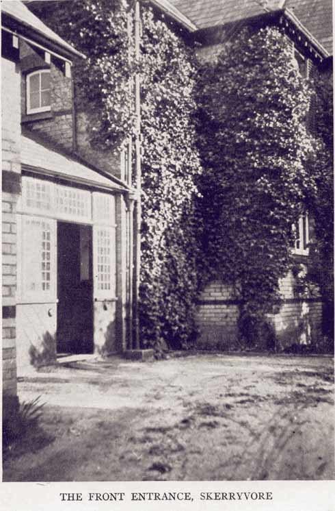 Здесь жил Роберт Льюис Стивенсон Англия, Борнмут, Роберт Льюис Стивенсон, Длиннопост