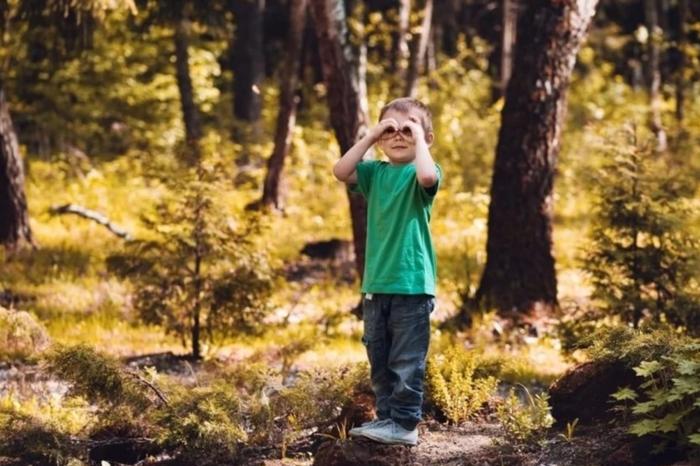 Защита от клещей для ребёнка Поход, Клещ, Ошейник, Противоблошиный, Дети, Сын