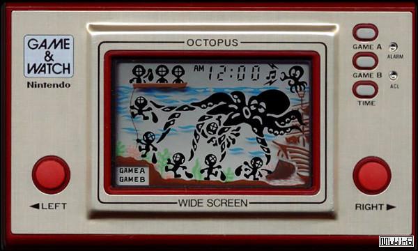 Японская игра «Game & Watch». Прототип легендарной советской «Электроники» Япония, Электроника, Ну погоди!, Игры, Компьютерные игры, История, Длиннопост
