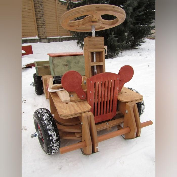 Детский автомобиль на аккумуляторе! Электромобиль, Детская машина, Самоделки, Своими руками, Юный техник, Длиннопост