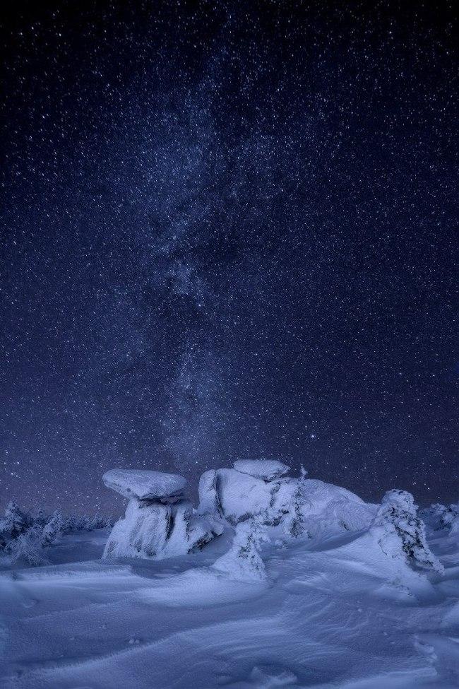 Звёздное небо и космос в картинках - Страница 22 1554547181161068606