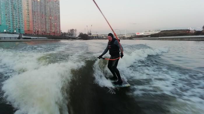 Сезон открыт! Серфинг, Вейкборд, Вейксерф