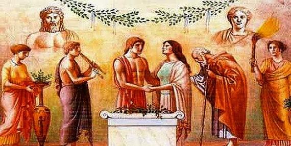 Древняя Греция: вступление в брак как проявление патриотизма и гражданственности История, Хронос, Древняя греция, Семья и брак, Положение женщины, Факты