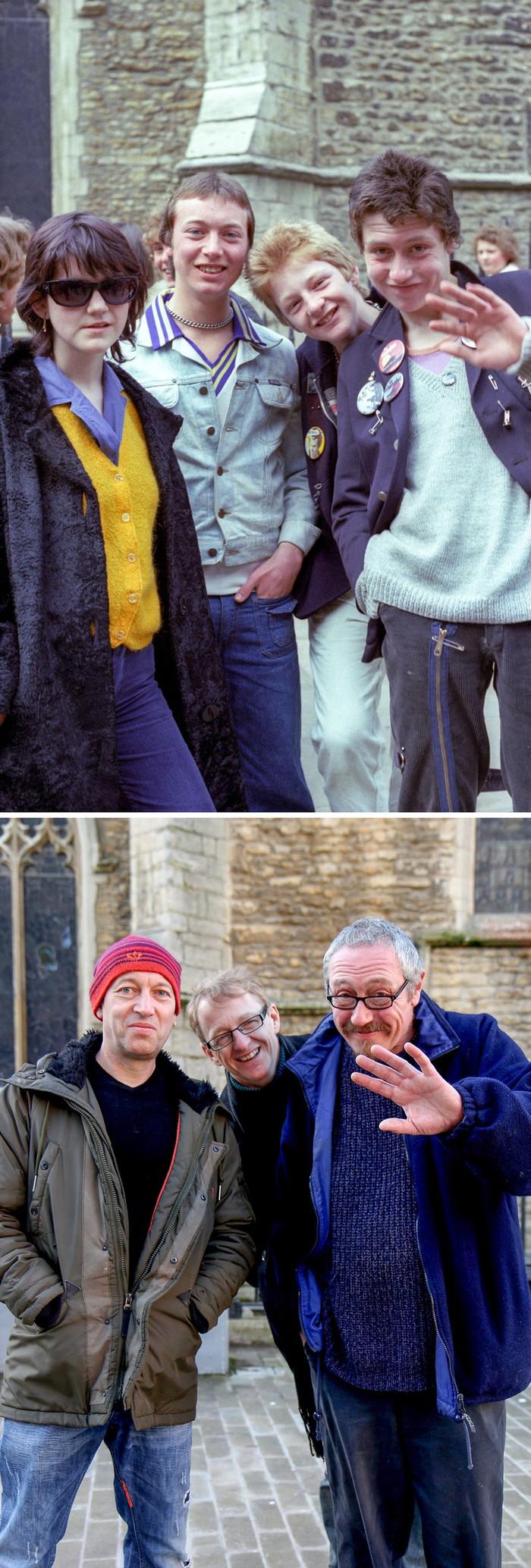 Воссоединение 30 лет, Воссоединение, Время и люди, Сквозь жизнь, Длиннопост, Фотография