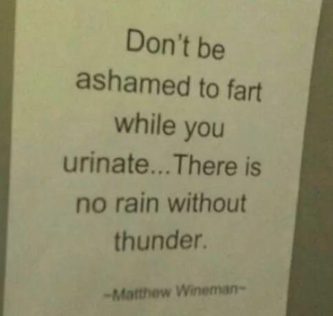 Не стесняйтесь! Пук, Туалет, Стыд, Цитаты, Юмор, США, Мотивация