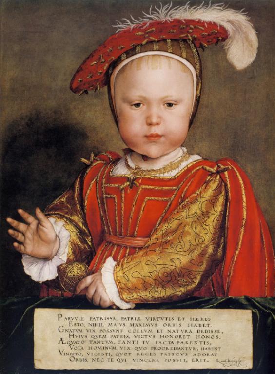 Дневник мальчика-короля Лига историков, Эдуард VI, Длиннопост, Дневник, Король