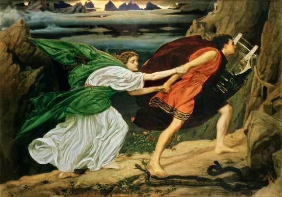 Размышляя об Орфее и Эвридике Психотерапия, Как это работает, Орфей и Эвридика, Мифология