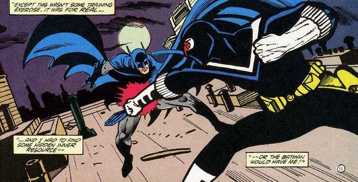 Потому что он Бэтмэн, ч. 5 - Навыки Супергерои, DC Comics, Бэтмен, Комиксы-Канон, Длиннопост