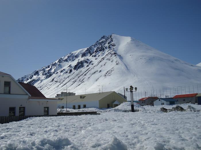 Не Исландия, но Чукотка. Эгвекинот. Чукотка, Эгвекинот, Путешествия, Крайний север, Горы, Собака с ботинком, Длиннопост