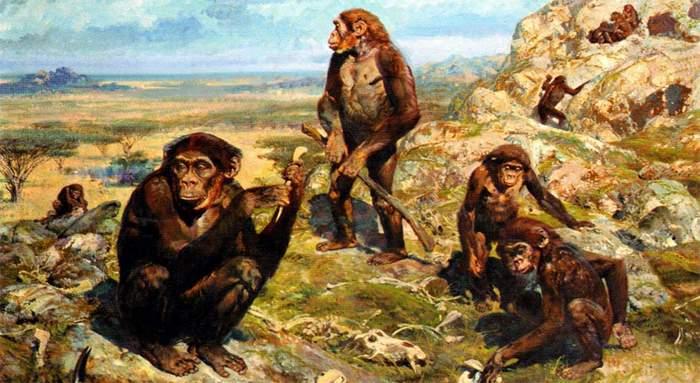 От свиньи до динозавра: кого наши предки победили в борьбе за выживание Длиннопост, История, Эволюция, Станислав Дробышевский, Антропогенез ру