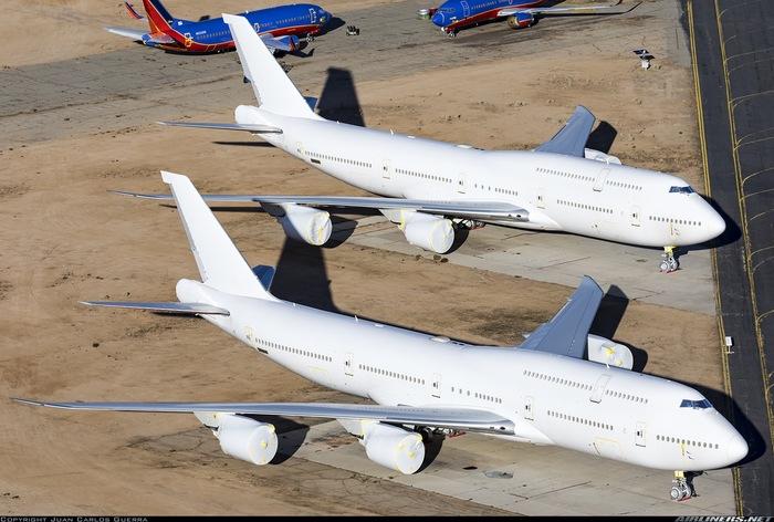 Новый самолет для президента США Boeing-747, ВВС США, Авиация, Длиннопост