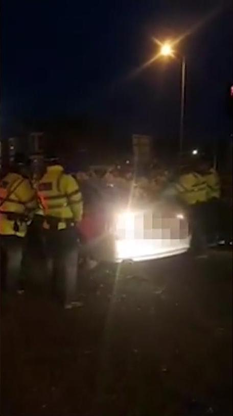 Врёшь, не возьмёшь Великобритания, Полиция, ДТП, Пьяный водитель, Видео, Вертикальное видео
