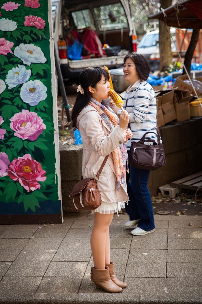 Токийский стрит III Токио, Улица, Киото, Люди, Япония, Canon, Длиннопост