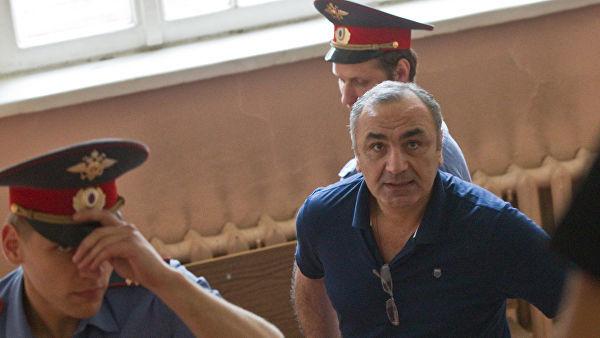 Криминального авторитета Таро арестовали сразу после выхода из тюрьмы. Новости, Криминал, Грузия, Криминальный авторитет, Арест