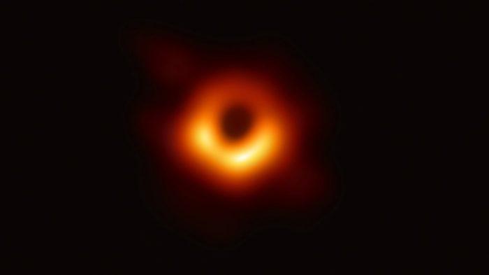 Астрофизики впервые показали изображение черной дыры Горизонт событий, Млечный Путь, Астрономия, Event Horizon Telescope, Космос, Длиннопост, Черная дыра
