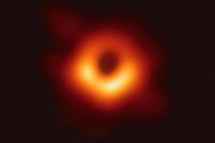Представлена первая в мире фотография черной дыры Черная дыра, Мэттью Макконахи, Интерстеллар