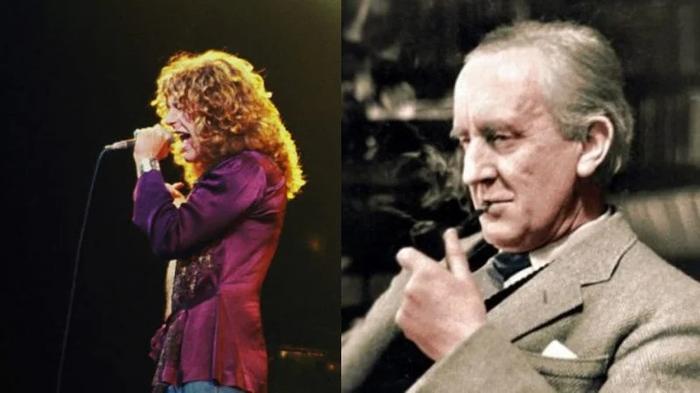 Работы Дж. Р. Р. Толкина вдохновили Led Zeppelin на написание многих хитов Властелин колец, Толкин, Led Zeppelin, Хоббит, Музыка, Длиннопост
