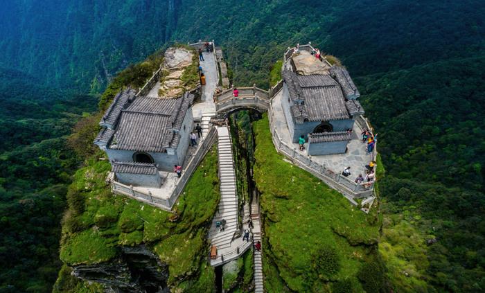 Храмы на горе. Китай, Буддизм, Фаньцзин, Длиннопост