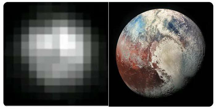 Нужно только подождать. Черная дыра, Плутон, 9GAG, Астрономия