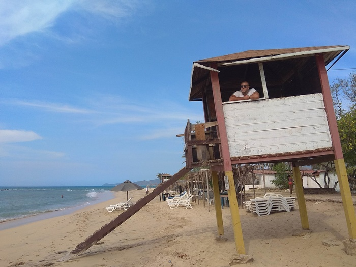 Остров Маргарита. Пляжи. Венесуэла, Туризм, Пляжный сезон, Длиннопост