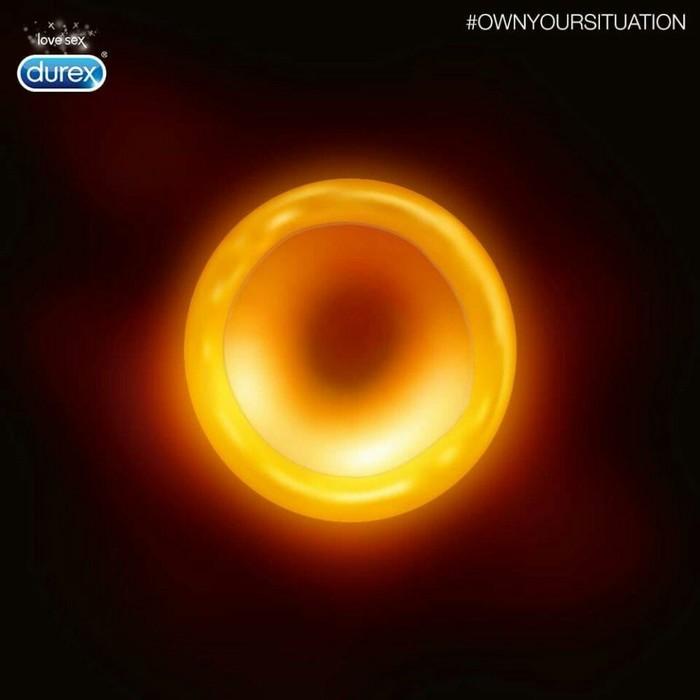 Durex выпустил рекламу на волне последних событий