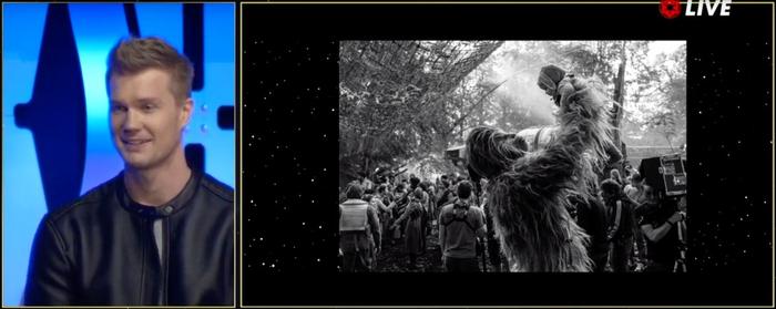 Что показали и о чём рассказывали на конвенте Star Wars Celebration 2019 Фильмы, Star Wars, Star Wars Celebration, Кадр из фильма, Трейлер, Видео, Длиннопост, Звездные войны IX