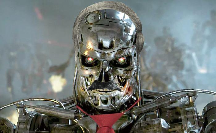 Лукашенко: «Наступает эра роботов, хотелось бы этого кому-то или нет» Робот, Политика, Александр Лукашенко, Юмор, Картинки, Эра