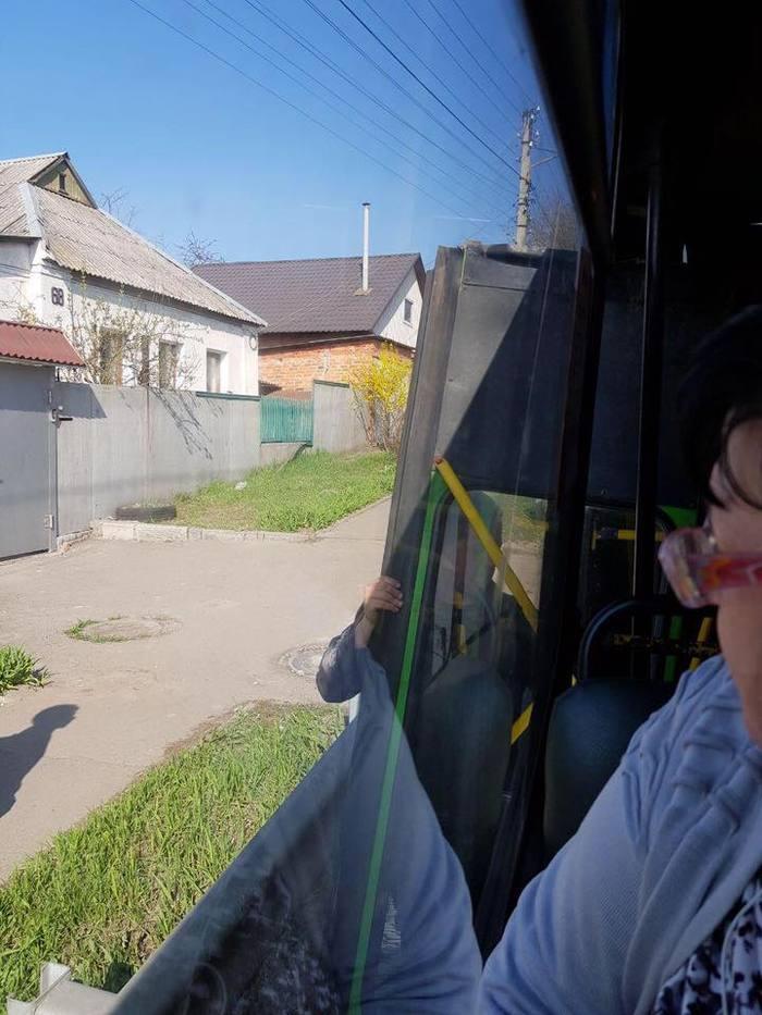 Суровые Харьковские будни! Харьков, Украина, Маршрутка, Автобус, Дорога, Длиннопост