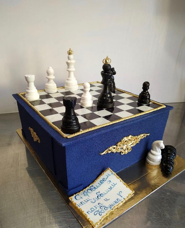 Торт шахматы Торт, Шахматы