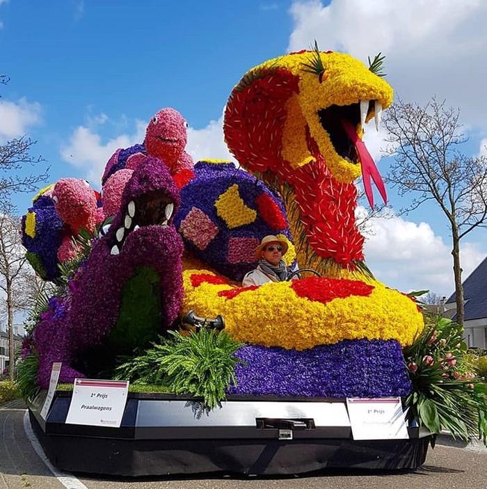 Голландцы знают толк в парадах