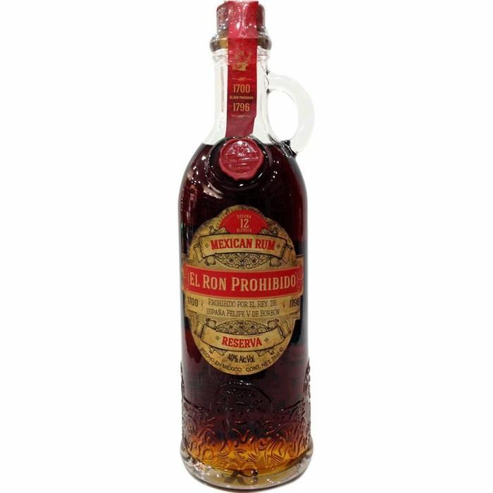 El Ron Prohibido Reserva 12. Ром, Алкоголь, Текст, Выбор напитка, Длиннопост
