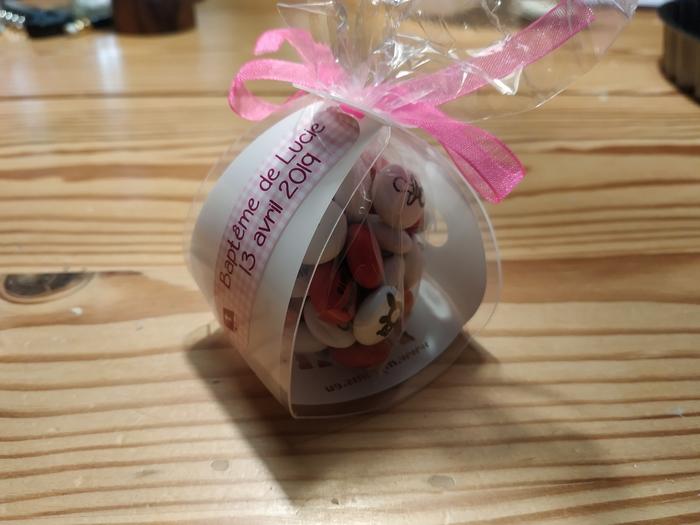 Персонализация конфет Конфеты, Крещение, Идея, Франция, Длиннопост