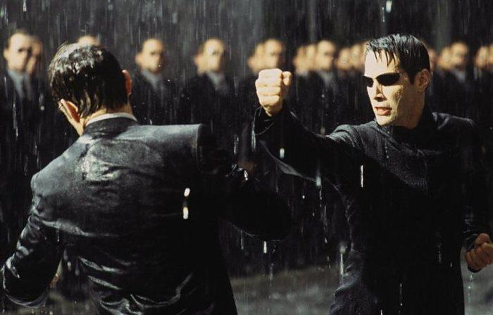 Звуки ударов в кино Матрица, Бойцовский клуб, Драка, Звуки, Фильмы, Кинопроизводство, Гонконг, Азия, Длиннопост