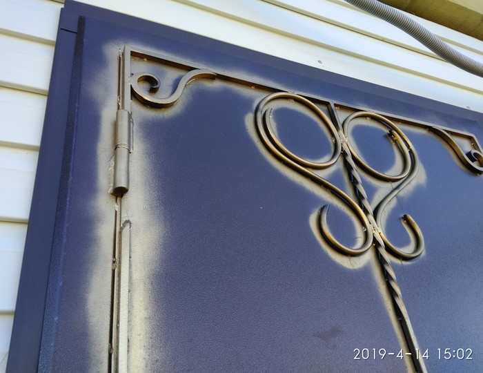 Самоделки. Сосед сам сделал входную дверь. Самоделки, Дверь своими руками, Строительство, Ремонт, Длиннопост